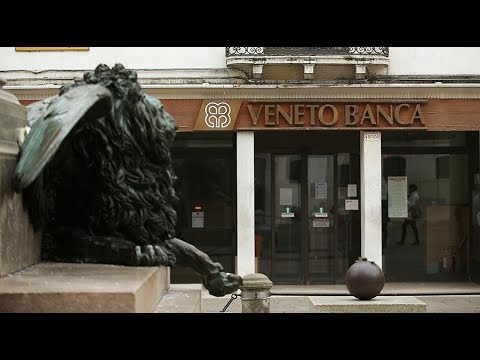 'Financial terrorism': Italy to rescue failed banks with taxpayer funds