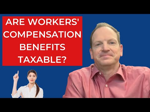 Are Workers' Compensation Benefits Taxable? – Arizona – Matt Fendon Law Group