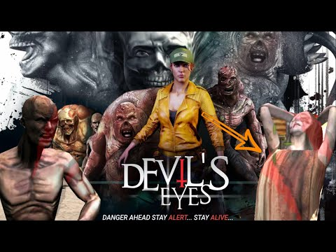 Devil's Eyes Mobile - Stay ALERT Stay ALIVE - New Arrival -Android/iOS