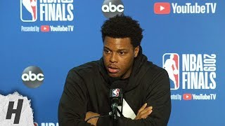 Kyle Lowry Full Interview - Game 4 Preview | 2019 NBA Finals Media Availability