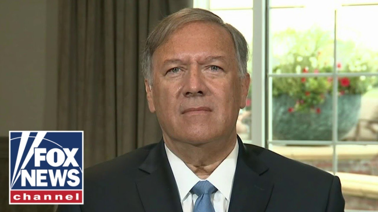 Download Mike Pompeo calls out Biden's 'pathetic blame shifting' on Afghanistan
