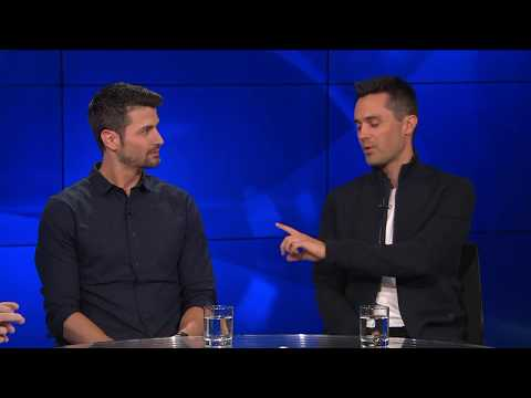"Stephen Colletti & James Lafferty on How ""Everyone is Doing Great"" Hits Home"