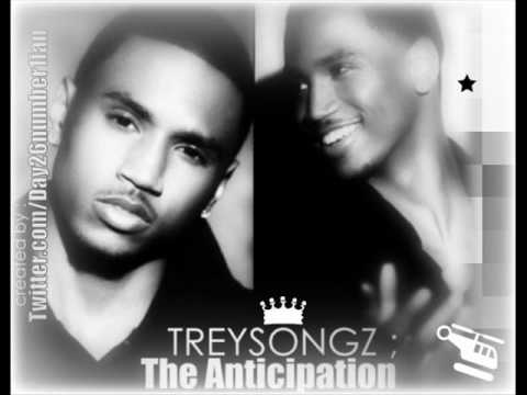 Trey Songz - Scratchin' Me Up [with lyrics]