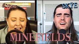 Minefields - Faouzia, John Legend (Cover w/ Sophie Smith)