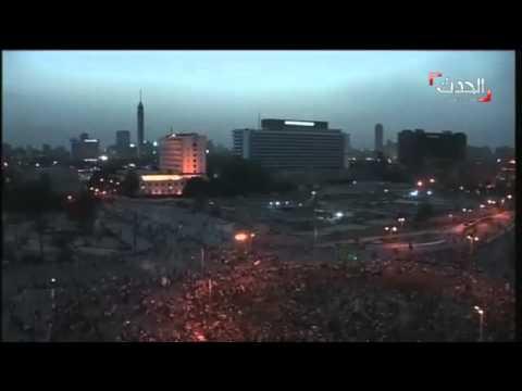 مصريون في الشوارع احتفالا بفوز السيسي