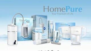 "Home Pure product range - Arabic ""عائلة منتجات ""هوم بيور"