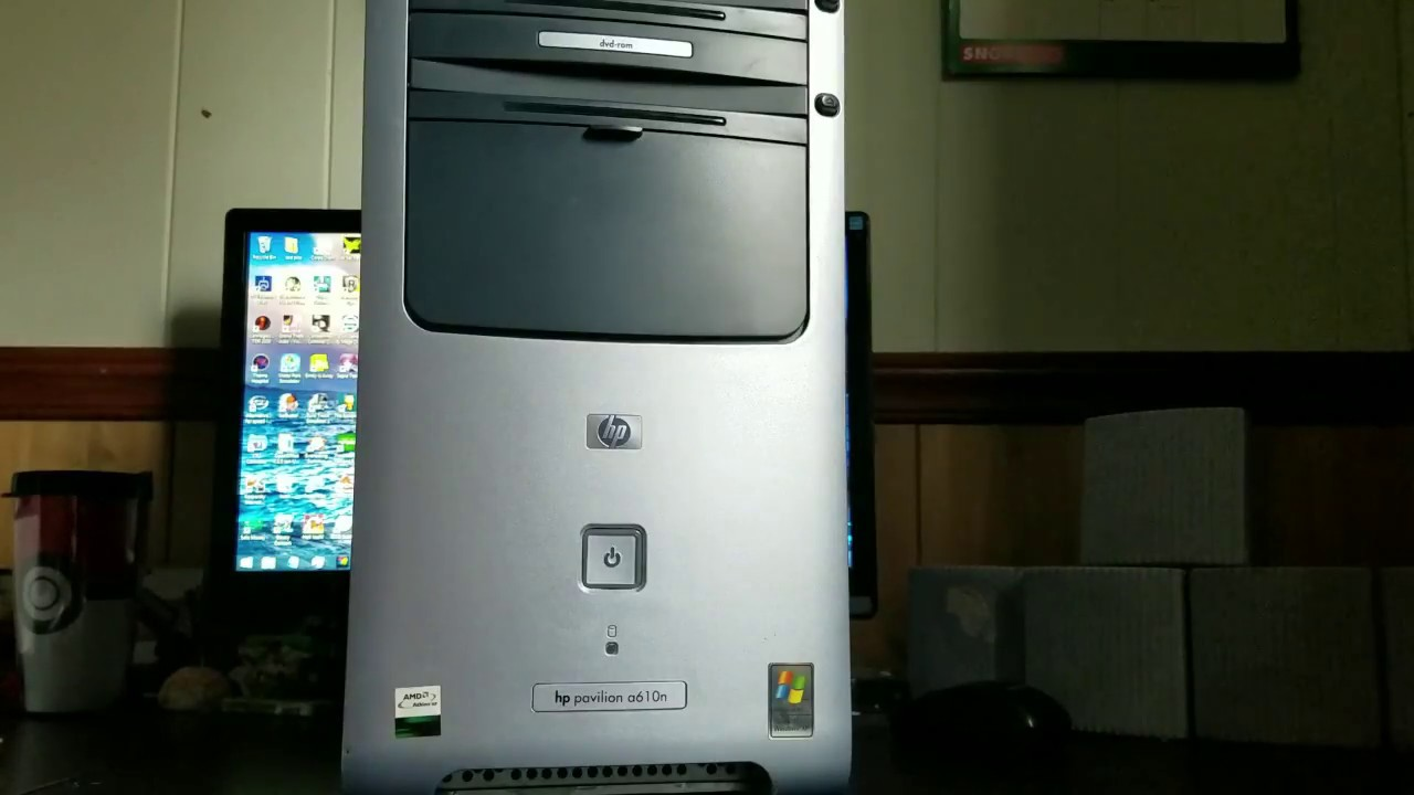 HP PAVILION A720N DRIVER FOR PC