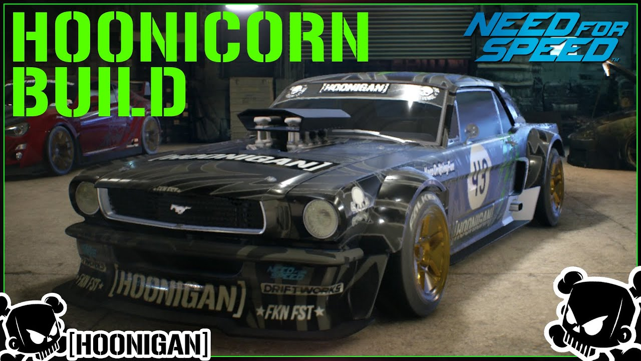 need for speed 2015 hoonicorn build ps4 portugu s. Black Bedroom Furniture Sets. Home Design Ideas
