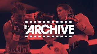 Katie Taylor vs Rose Volante (WBA, WBO and IBF Unification (Full Fight) | The Archive