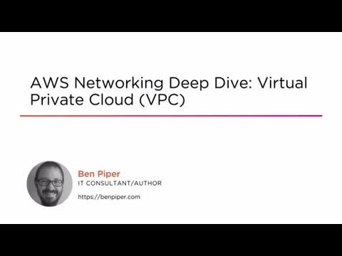 AWS Networking: Virtual Private Cloud (VPC)   Pluralsight