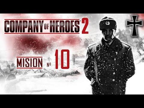 """Company of Heroes 2 - Misión 10: """"Lublin"""""""