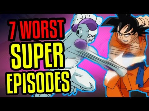 Worst Episodes of Dragon Ball Super
