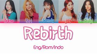 Video Red Velvet -  Rebirth Lyrics (INDOSUB) download MP3, 3GP, MP4, WEBM, AVI, FLV Maret 2018