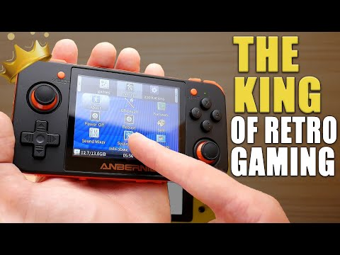 The RG350 - The Best Retro Device Under $90