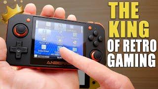 The Retro Game 350 - The Best Retro Device Under $90 (RG350)