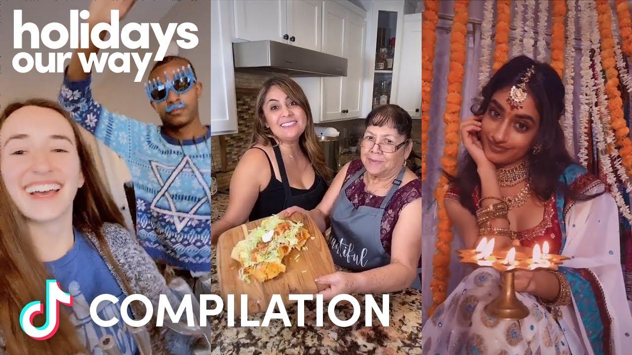 Holidays Our Way | Compilation  | TikTok