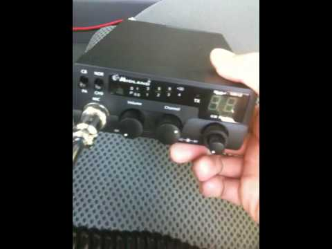 How to Install full PA System - CB Radio And PA Speaker - YouTube