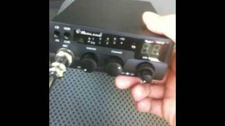 How to Install full PA System - CB Radio And PA Speaker