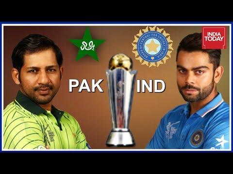 Mother Of All Battles: India Vs Pakistan ICC Trophy 2017 Finals