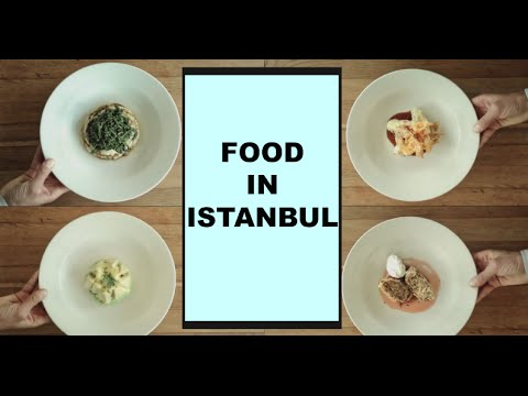 Food in Istanbul - Turkish Cuisine in Istanbul