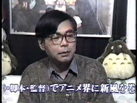 Interview with Hayao Miyazaki