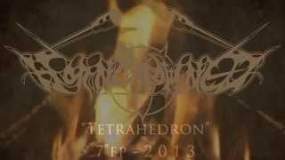 "Horncrowned ""Tetrahedron"" 7ep 2013. TEASER"