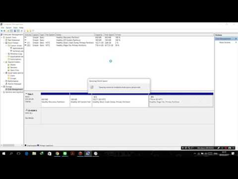 Computer Management, Task Manager , and Control Panel win 10
