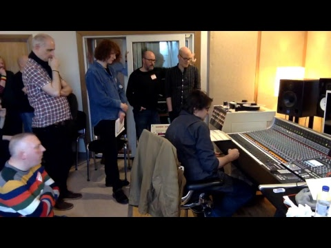 Scottish Engineers' Workshop with Steve Albini & Spare Snare