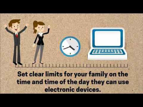 Healthy Electronic Device Use For Your Children's Eyes