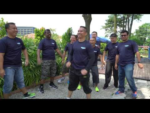 Not Too Old For An Adventure! Singapore Prisons Cluster A Team Building Event