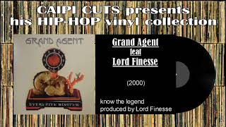 Grand Agent feat Lord Finesse - know the legend (2000)