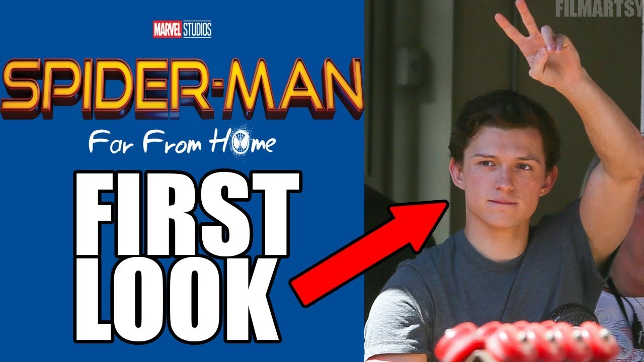 spider-man 2: far from home behind the scenes & story plot | movie