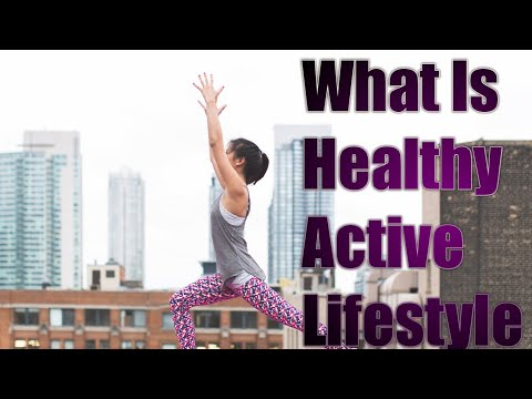 Tips For Healthy Active Lifestyle In Hindi| Healthy Active Lifestyle Kay H??