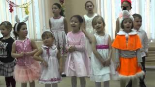 Кружок ''Веселые нотки'' Детская библиотека имени Максима Горького