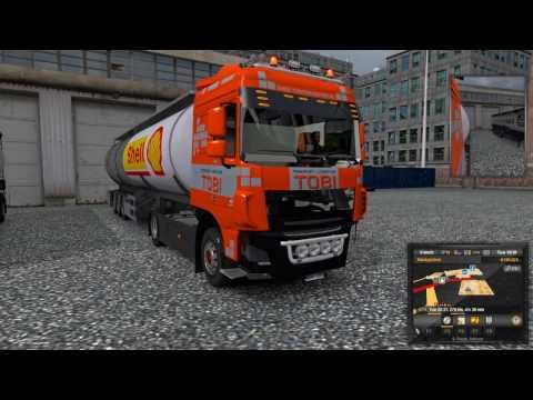 Euro Truck Simulator 2: Episode 122 Hydrogen to Jyvaskla (FIN)