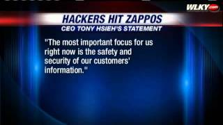 Zappos Working To Correct Online Security Breach