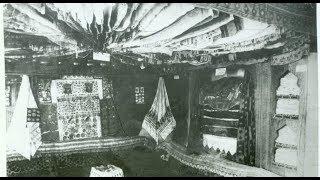 Крымские татары украшали потолки полотенцами