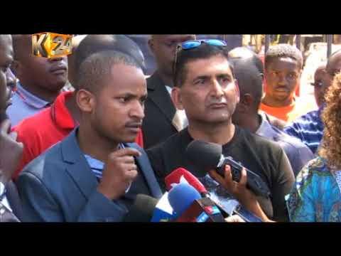 Babu Owino ameachiliwa kufuatia juhudi za Seneta wa Nairobi Johnson Sakaja