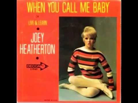 Joey Heatherton~