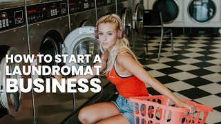 How To Start A Laundromat | The Wealthbuilderz Way