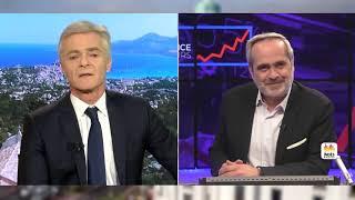 École à la maison et retour du froid dans le Grand JT des territoires de Cyril Viguier sur TV5 Monde