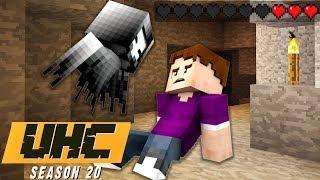 """""""TYBZI TUMBLES TO 3 HEARTS.."""" (Minecraft Cube UHC Season 20)"""