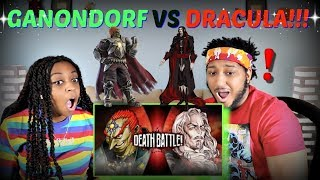 "Download Death Battle! ""Ganondorf VS Dracula (Zelda VS Castlevania)"" REACTION!!! Mp3 and Videos"