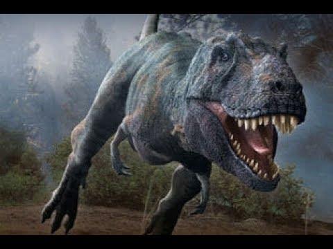 Little Das Death/Tyrannosaurus scene/Ending