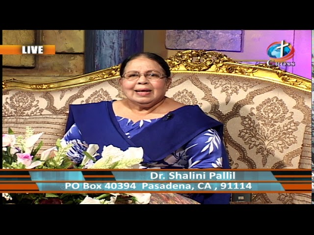 The Light of the Nations  Rev. Dr. Shalini Pallil 06-18-2019