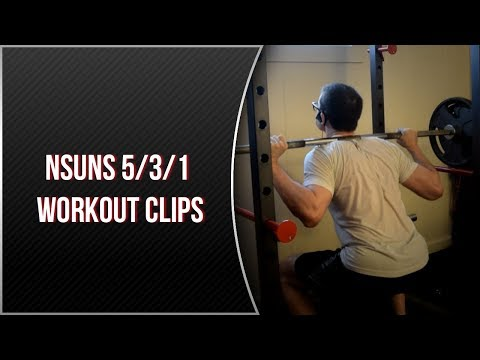 nSuns 531: A Unique Take On A Legendary Powerlifting Program