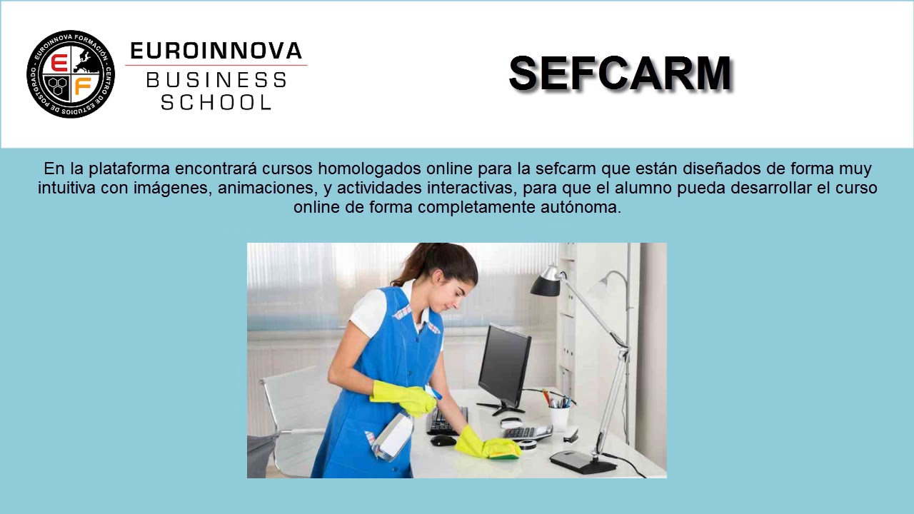SEFCARM | Web Oficial EUROINNOVA
