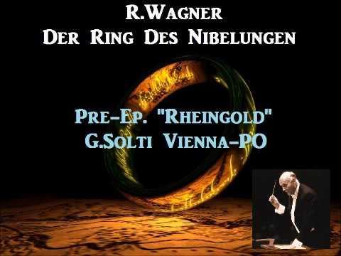 "R.Wagner Pre-Ep. ""'Das Rheingold"" [ G.Solti Vienna-PO ] (1958)"