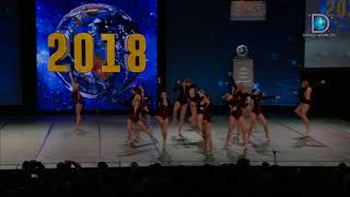 The Vision Dance Center [2018 Open Contemporary / Lyrical Semis]