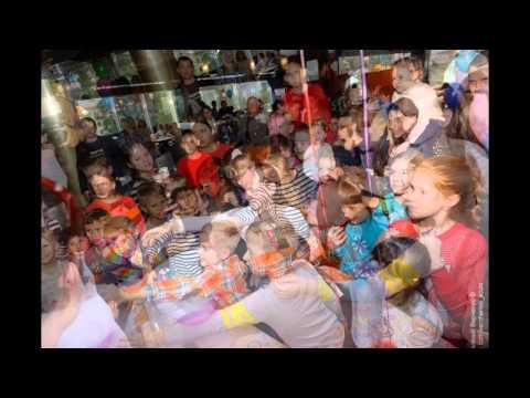 Праздник в ТРЦ Детский Мир г Сочи